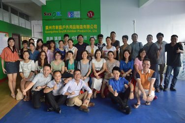 ChinaOpblaasbaar PlanetariumBedrijf
