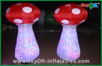 LED Mushroom Inflatable Lighting Decoration