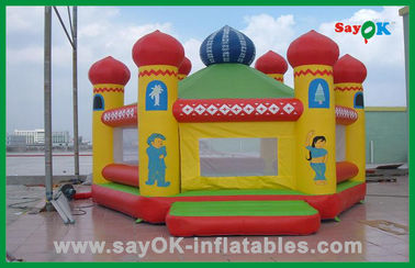 China Populaire Bouncy-Kasteel Opblaasbare Sprong, Opblaasbaar Bouncy-Kasteel leverancier