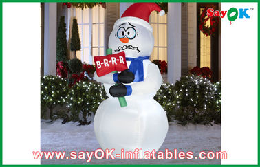 Inflatable Holiday Decorations Giant Christmas Inflatable Snowman