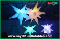 Van Goede Kwaliteit Opblaasbare Luchttent & Huwelijk die de Opblaasbare Opblaasbare Geleide Ster van de Verlichtingsdecoratie hangen te koop