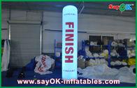 China Nylon Doek Openlucht Opblaasbare Decoratie met de Ventilator van Ce/UL- bedrijf