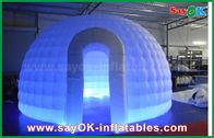 Van Goede Kwaliteit Opblaasbare Luchttent & 210D van de de Doek Opblaasbare Iglo van Oxford de Luchttent om Koepeltent met LEIDEN Licht te koop