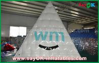 China Waterdichte pvc-Slag - omhoog Piramideembleem dat Promotie Opblaasbare Producten voor Gebeurtenis drukt fabriek