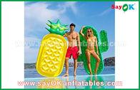 China Divers van de de Plakpool van het Vormenfruit de Vlotter Ruw Opblaasbaar Openluchtspeelgoed voor het Zwemmen fabriek