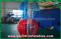 China Transparante Opblaasbare de Sportenspelen van TPU, de Reuzebal van de Menselijk Lichaamsbel fabriek