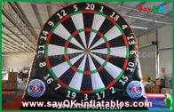 China Openluchtfootdarts Opblaasbare de Sportenspelen van pvc/Opblaasbaar Dartboard fabriek