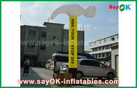 China Aangepaste Opblaasbare Luchtdanser/Opblaasbare Bijl voor Reclame fabriek