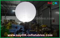China Douane 1.5m Opblaasbare de Verlichtingsdecoratie van DIA voor Reclame, Tribuneballon met Driepoot fabriek