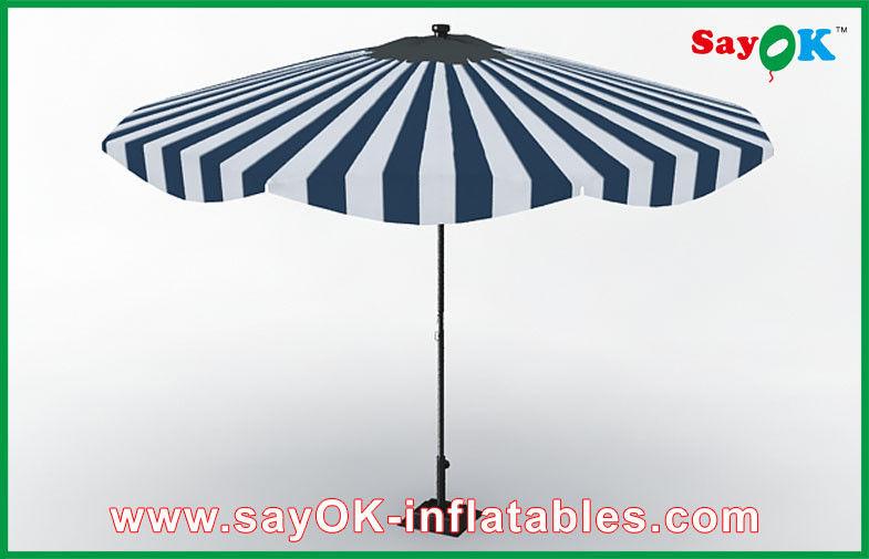 Paraplu van de strand de beschermende zon - Zon parasol ...