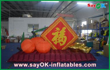 3m het Middenfestival Promotieinflatables van Douane Opblaasbare Producten