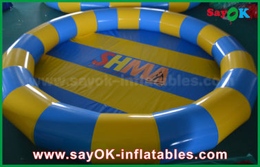 Het aangepaste Zwembad van het Speelgoedpvc van het Lucht Strakke Opblaasbare Water voor Kinderen het Spelen